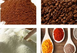 Granular Products and Powders